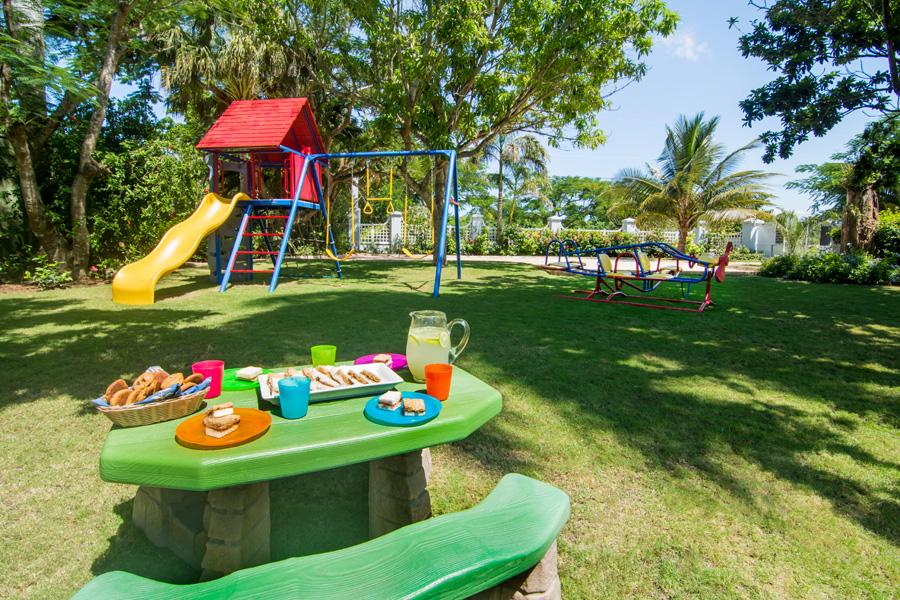 JM144 Children's Play Area