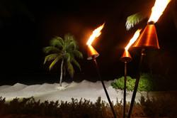 DR300 Beach Torches