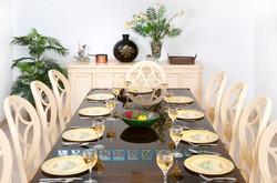 SM328 Dining Area (seats 10)