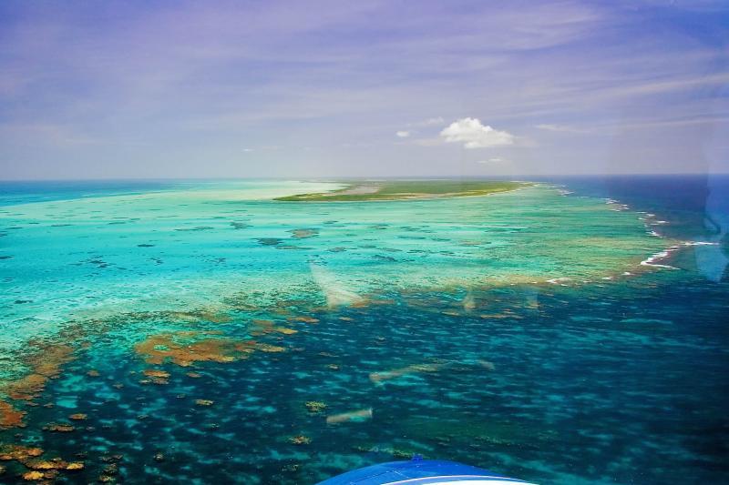Anegada, Horseshoe Reef