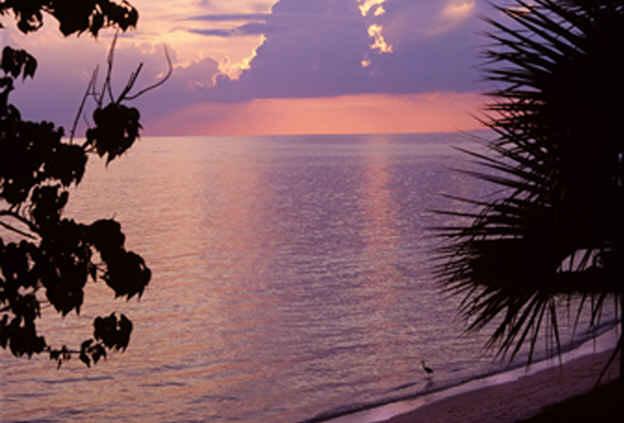 JM236 Beach Sunset