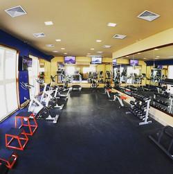 BL105 Onsite Gym