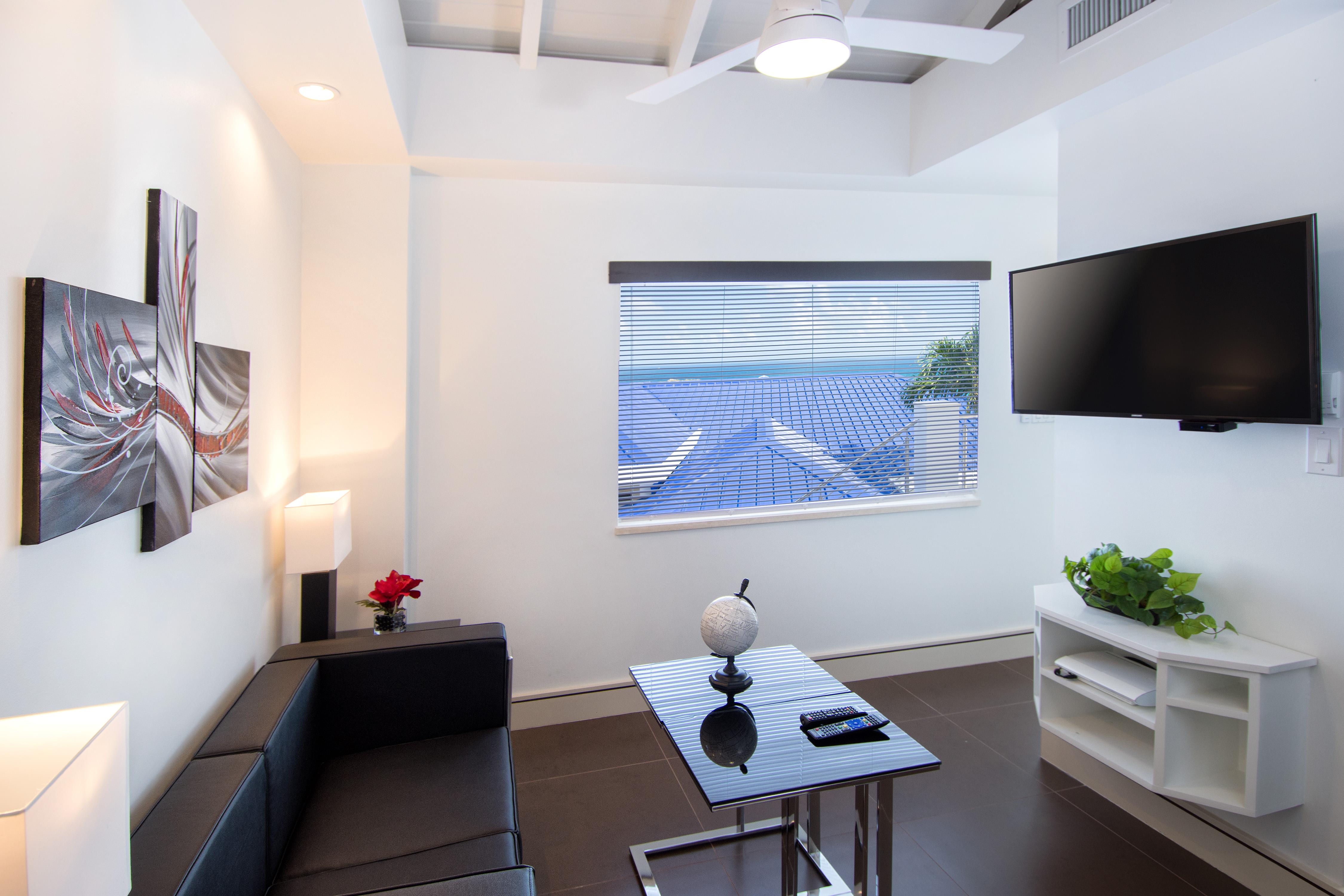SM101 Apartment Living Area