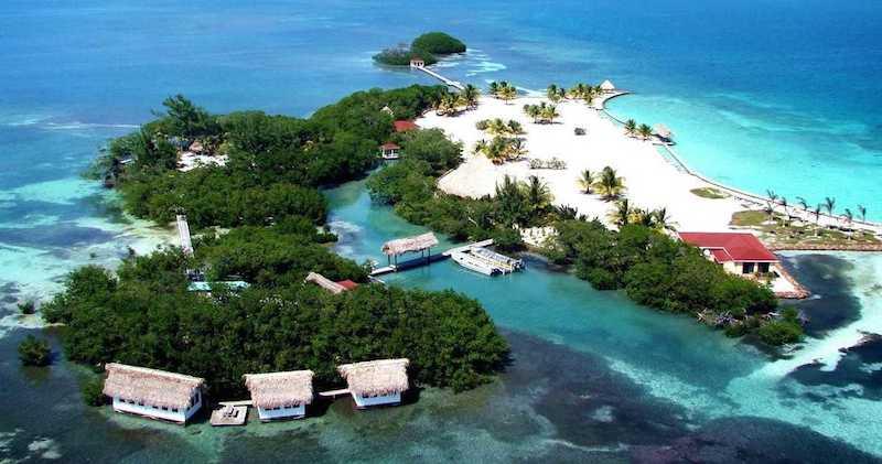 Private Island, Belize