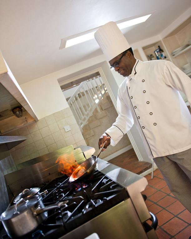 BB416 Chef