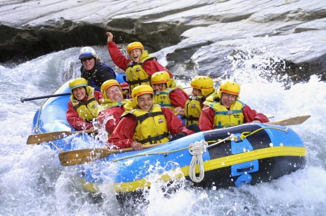 Ocho Rios Rafting