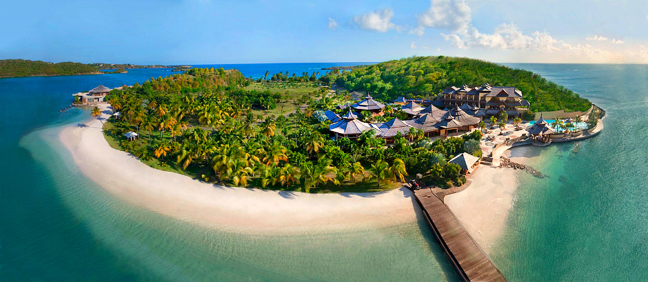 Private Island, BVIs
