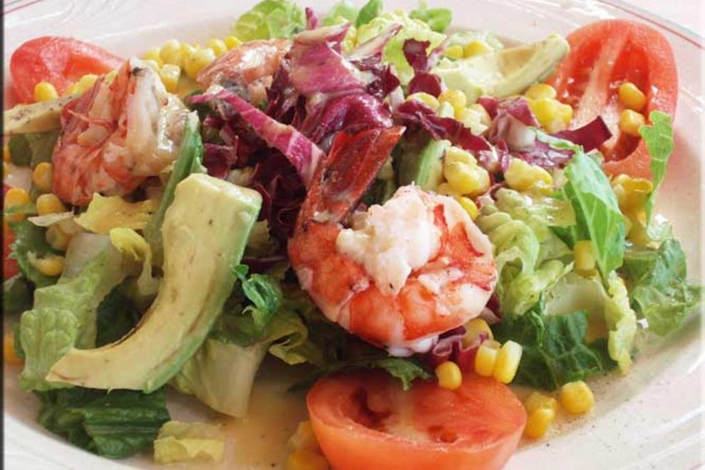 Il Nettuno Shrimp Salad