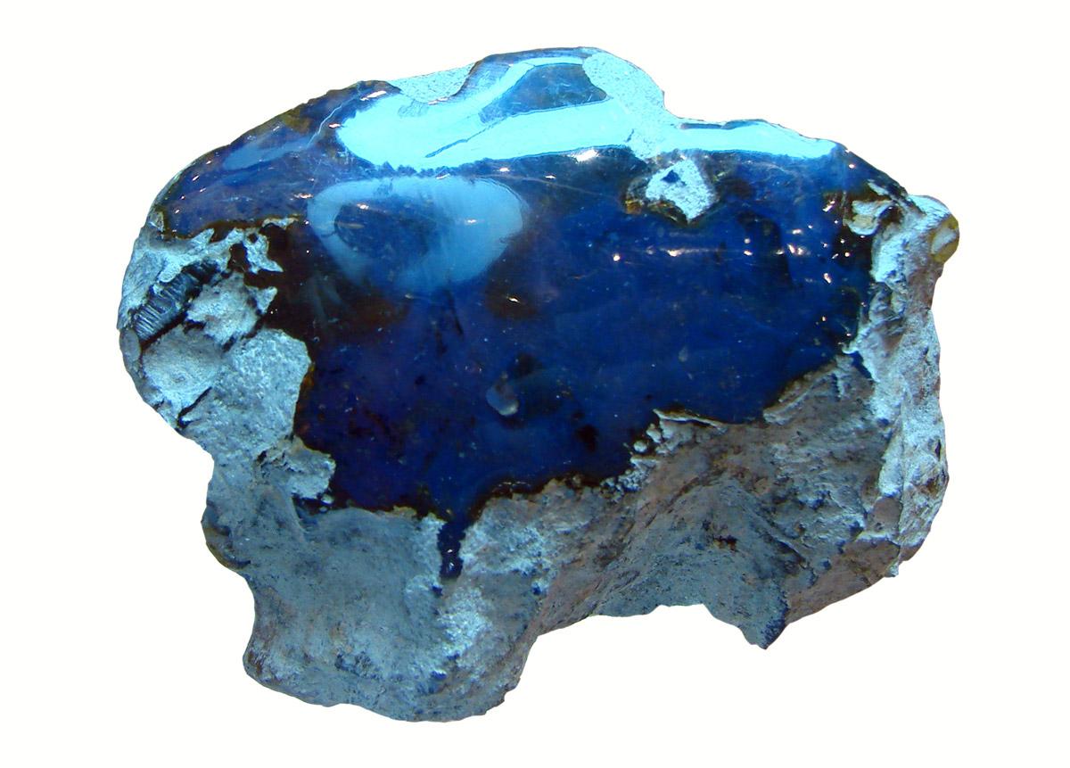 Rare Dominican Blue Amber