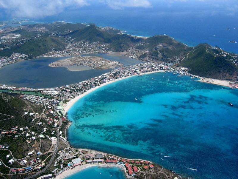Sint Maarten Capital - Philipsburgh