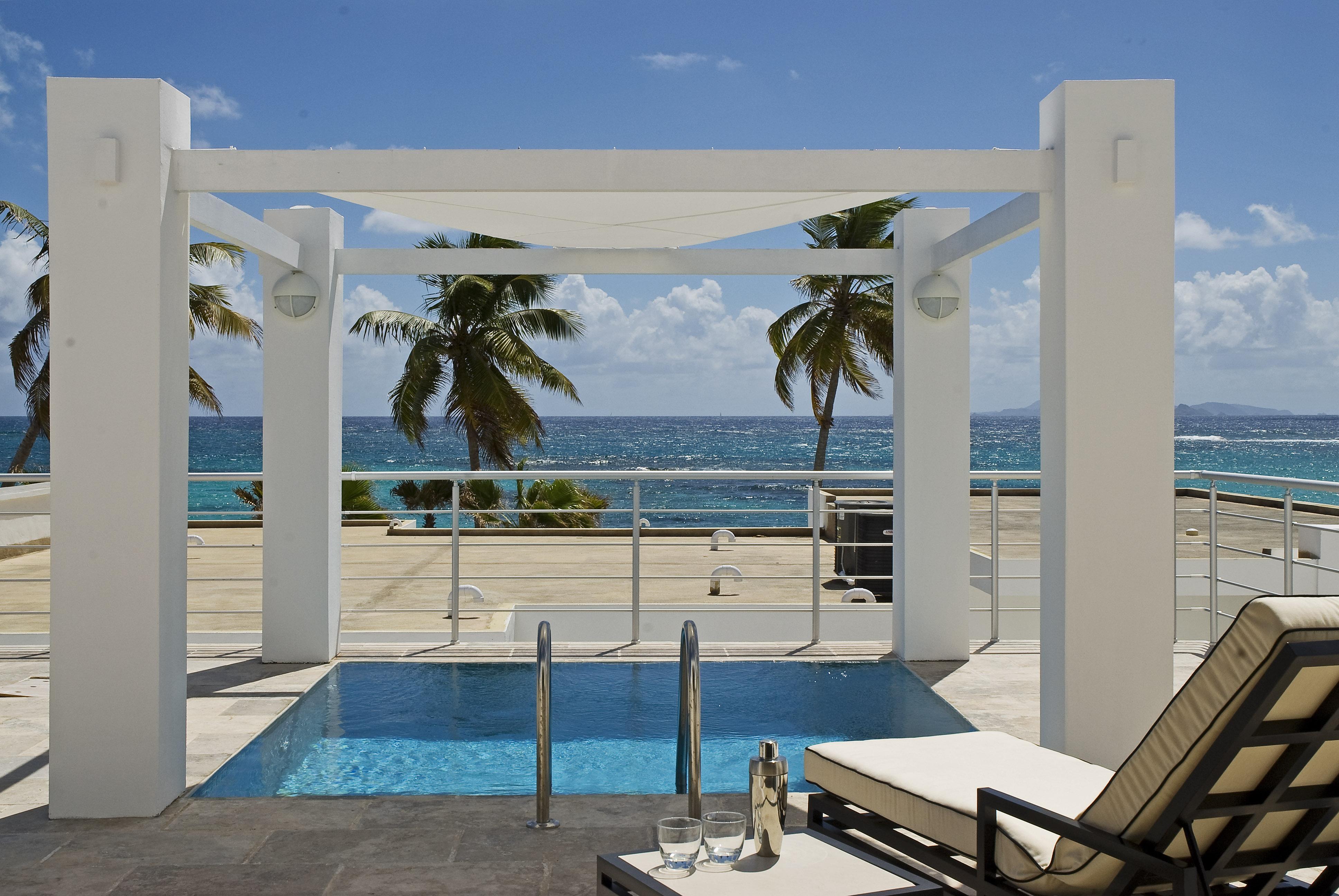 Sint Maarten Beachfront SM388