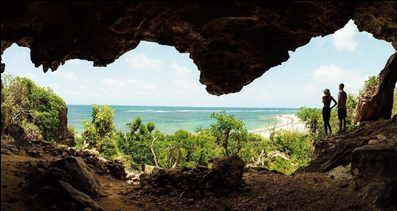 The Caves - Barbuda