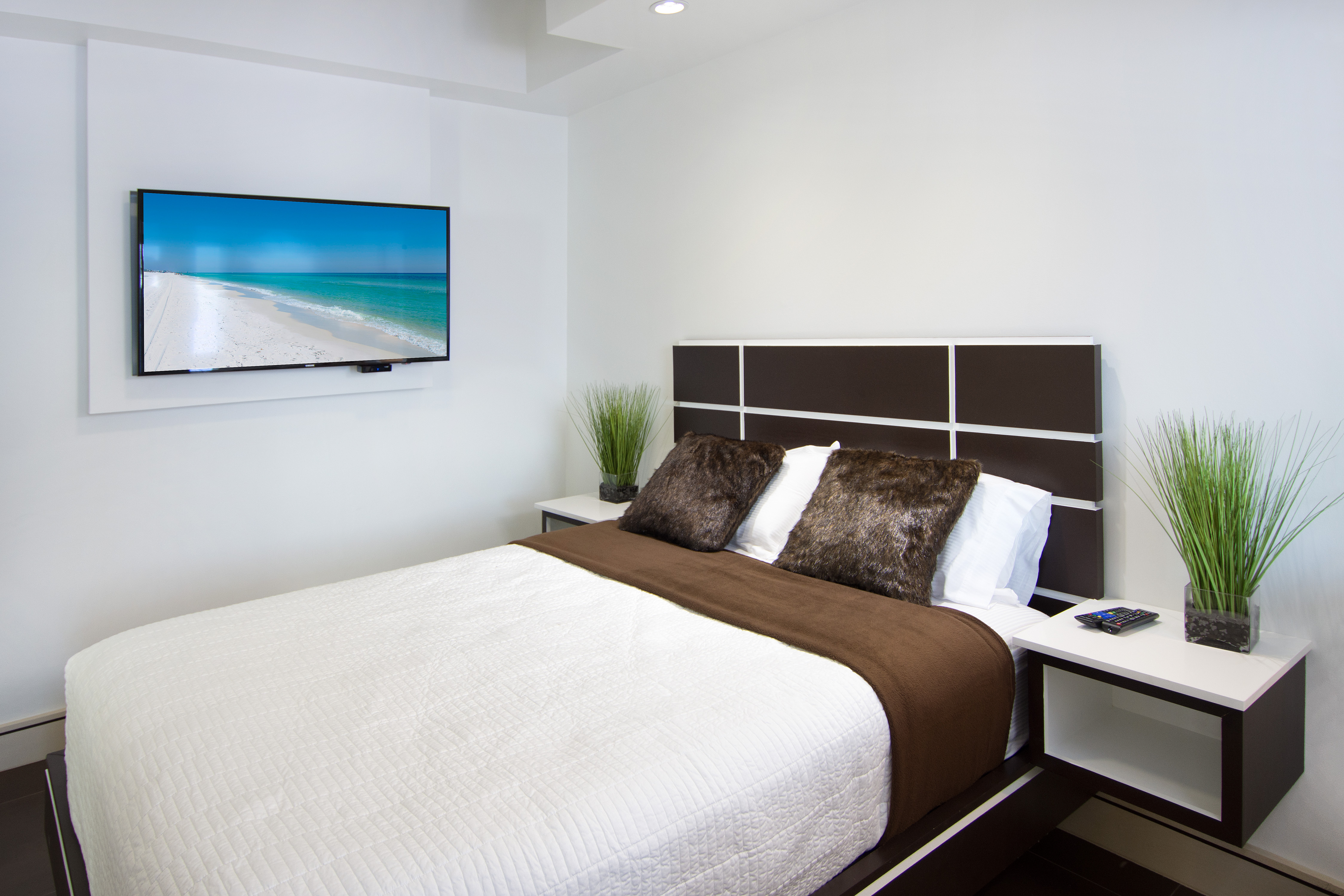 SM101 Apartment Bedroom