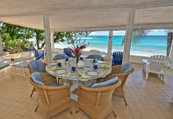 BB330 Beachfront Verandah Dining