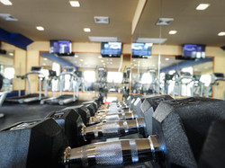 BL105 Weight Room