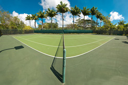 BB416 Tennis Courts Onsite