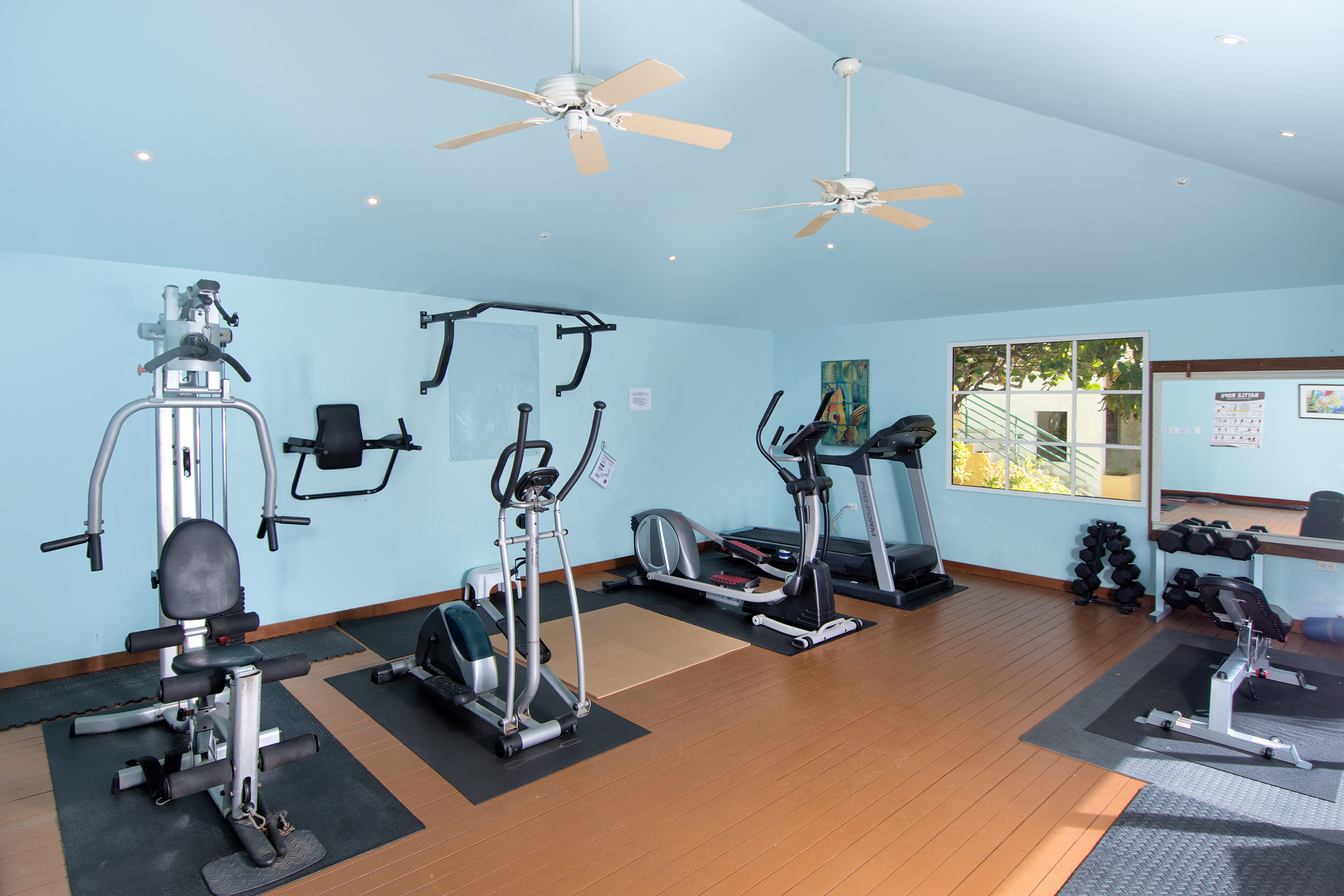 SM404 Fitness/Exercise Room