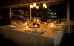 JM144 Outdoor Dining Area