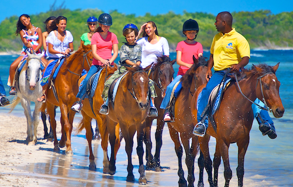 Braco Stables Horseback Riding