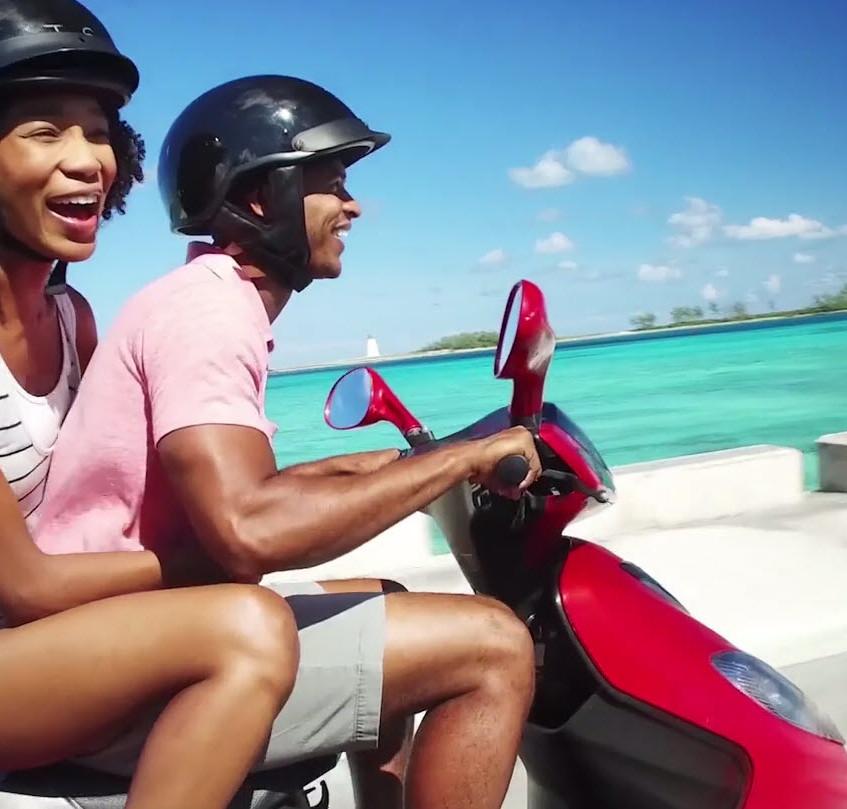 Scooter, Nassau