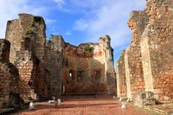 San Francisco Monastery Ruins