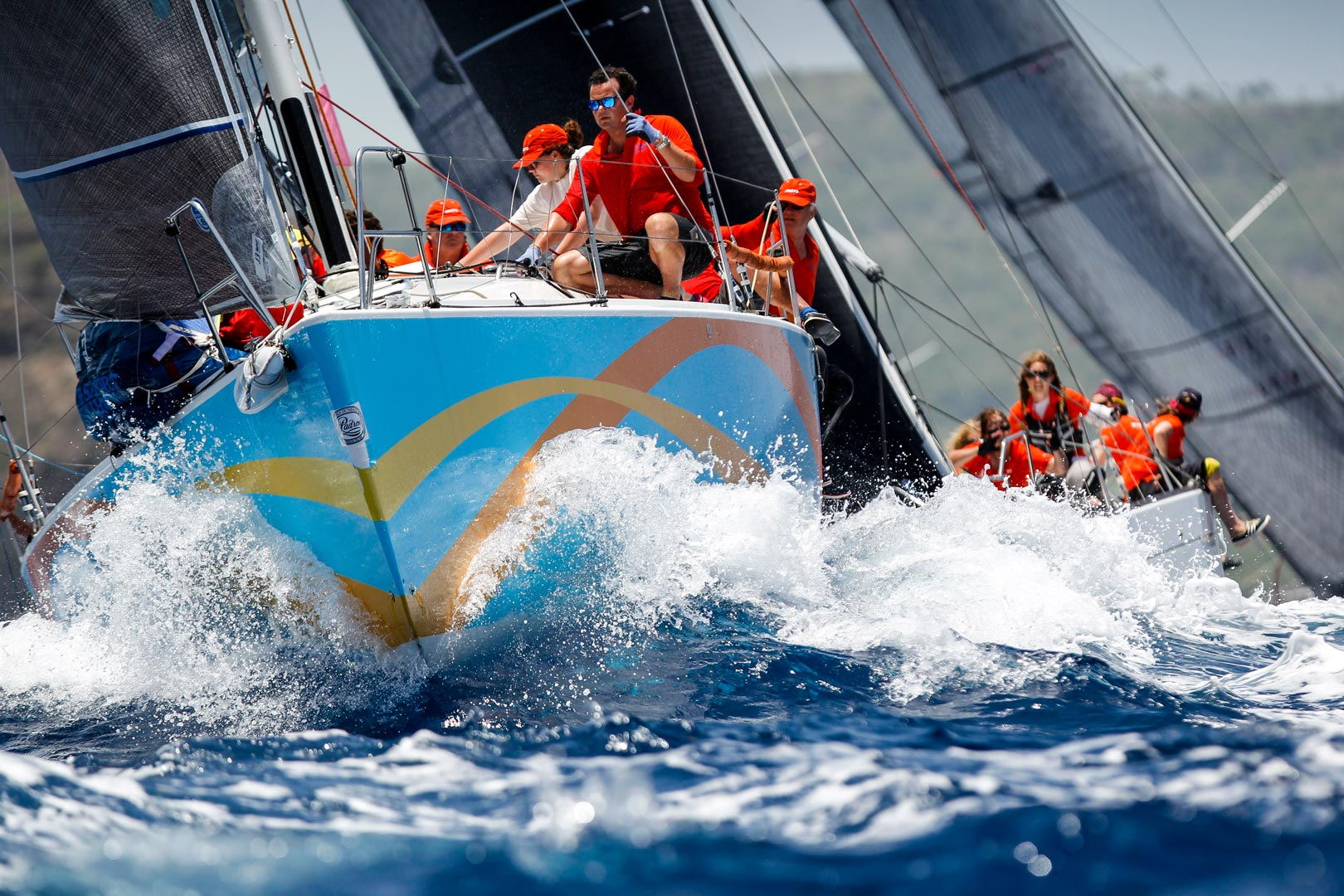 Sailing Week, Antigua