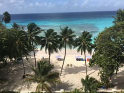 Aerial View of Dover Beach