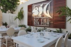 Big Fish Restaurant (2 minute walk)