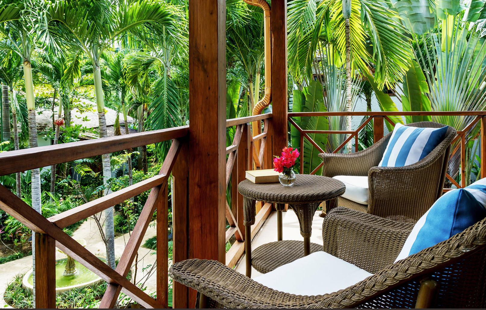 JM257 Master Bedroom Balcony