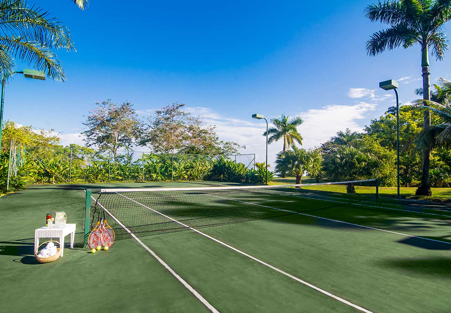JM231 Tennis Court