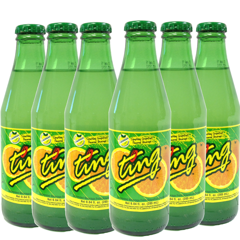 Ting - Jamaican Grapefruit Soda