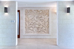 BB512 Balinese Carving (Entrance)