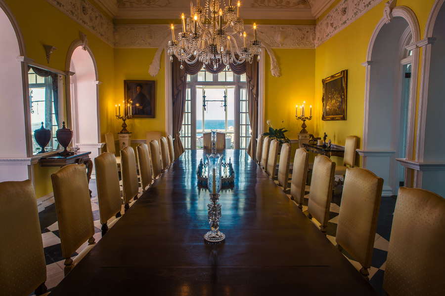 JM145 Castle Dining Room