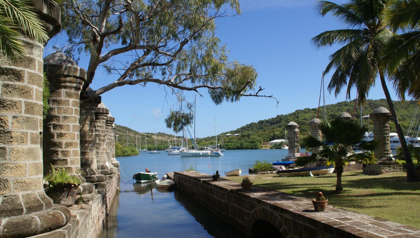 Nelson's Dockyard