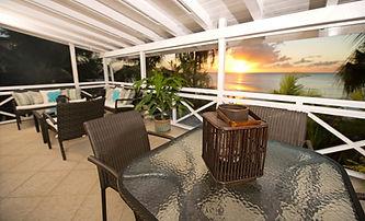 BB344 Balcony + Sunset