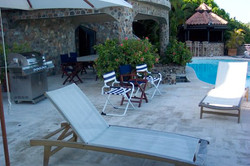 SM393 Pool and Patio (BBQ)