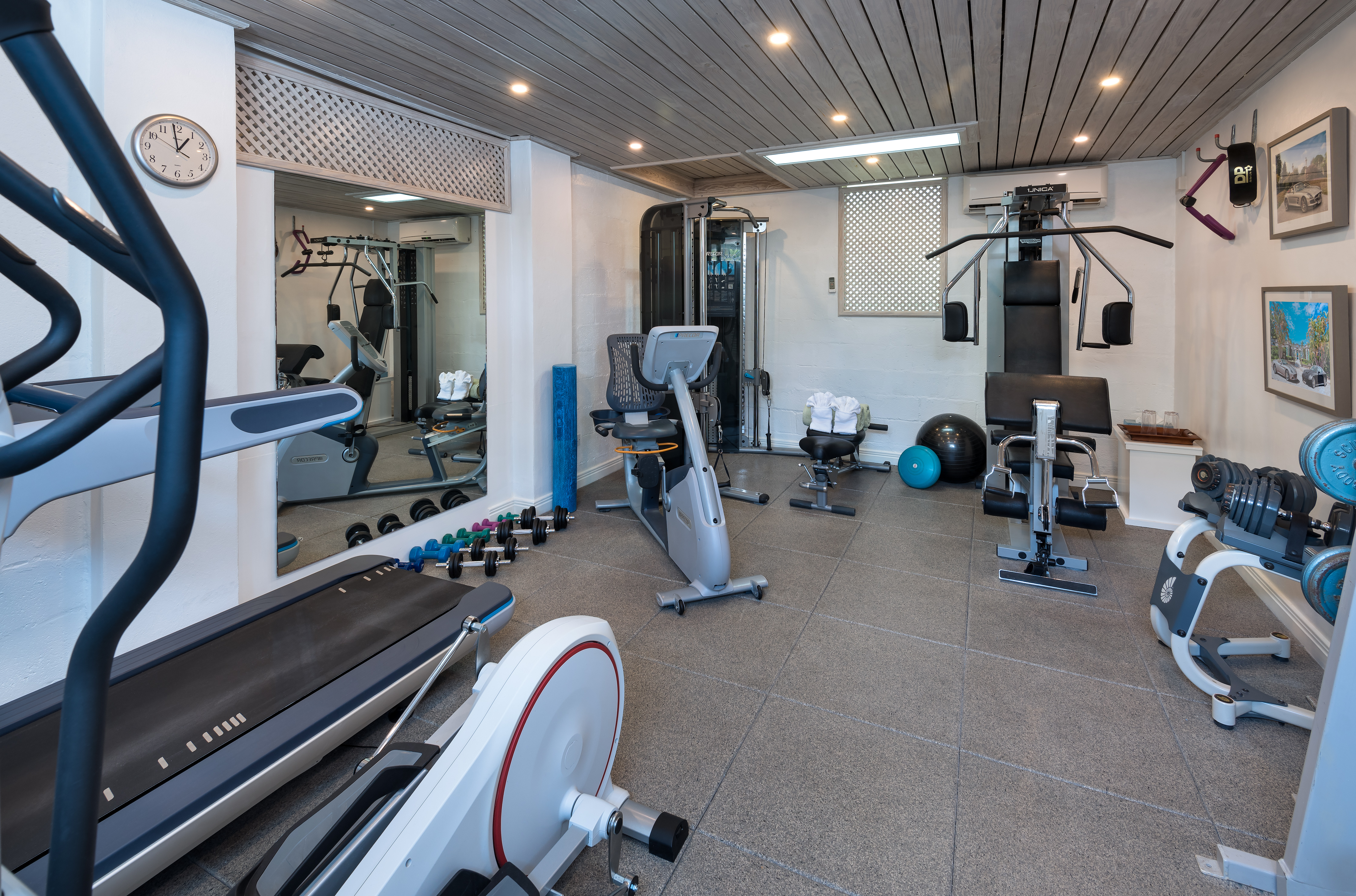 BB100 Exercise Room (shared)