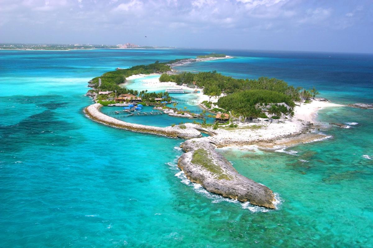 Private Island, Bahamas