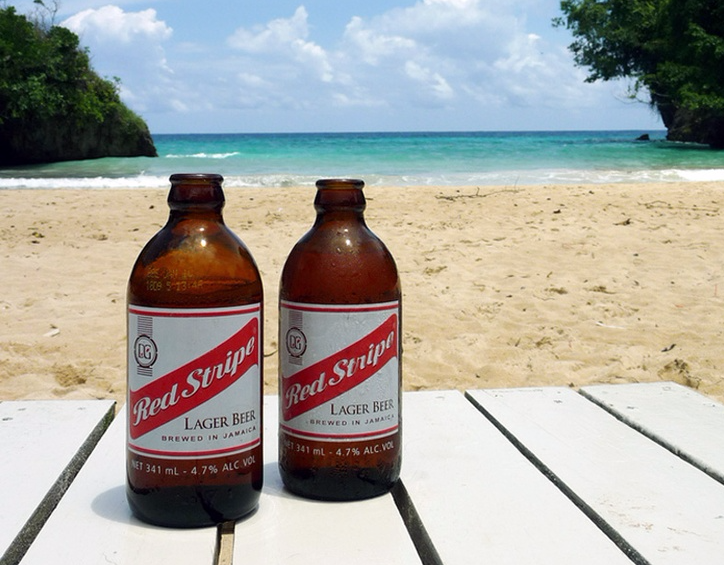Red Stripe - Frenchman's Cove