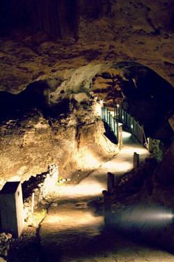 Green Grotto Caves
