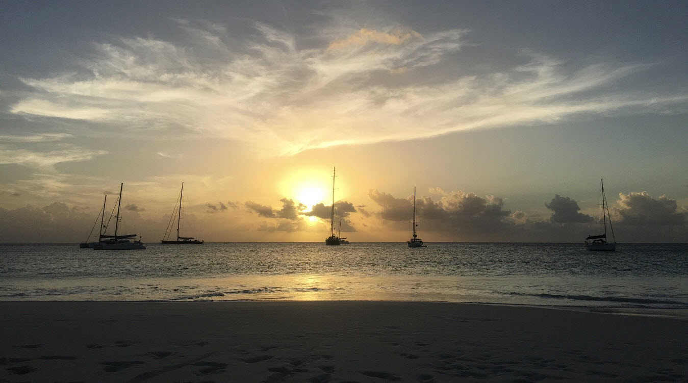 17-Mile Beach, Barbuda