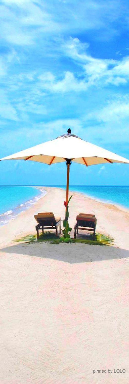 Private Sandbar, Bahamas