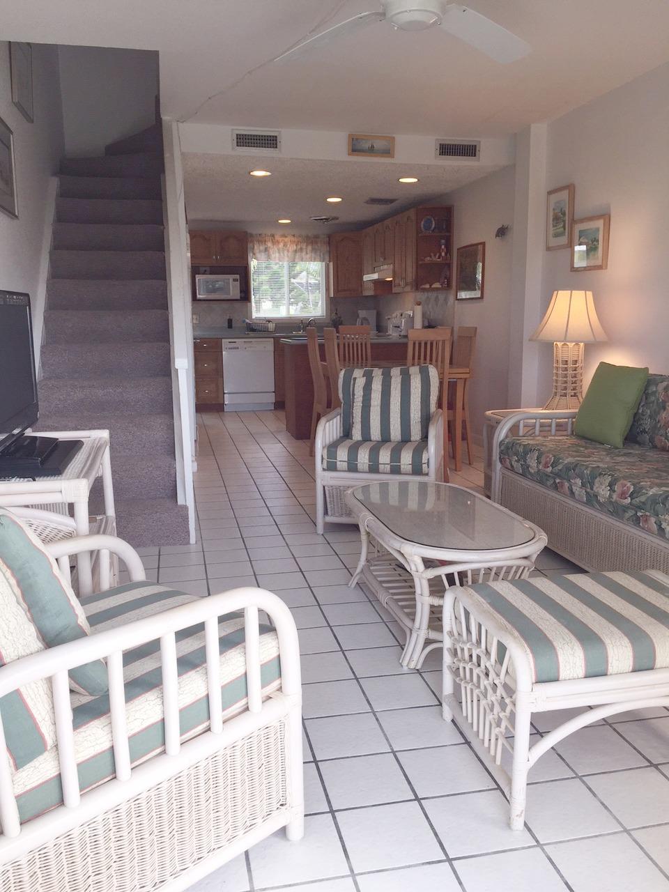 BH401 Living Area