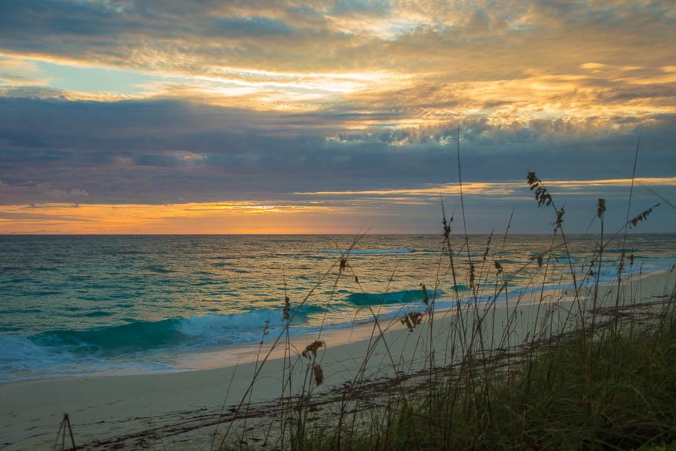 Sunrise Over Atlantic Ocean (East)