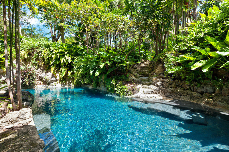 BB364 Lagoon Pool