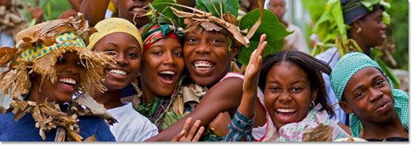 Garifuna People of Belize