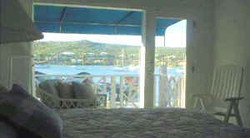 Bedroom View Towards Oyster Pond