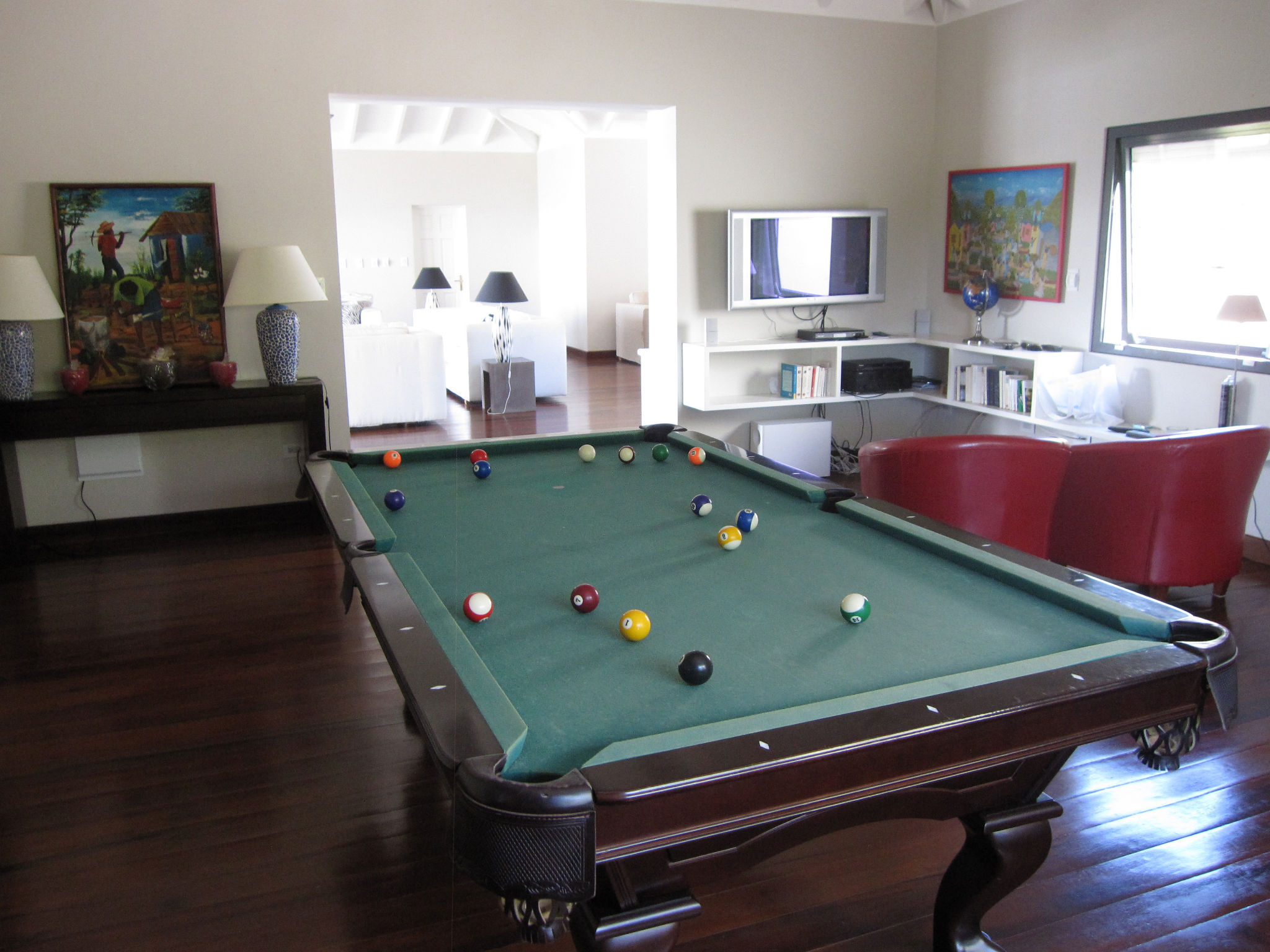 SM400 Billiards