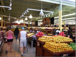 Grocery:  Tortola + Virgin Gorda
