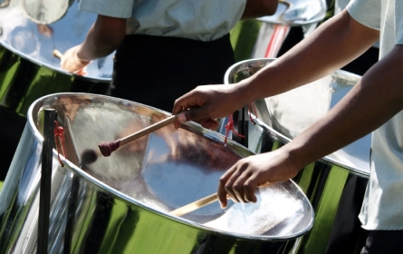 Barbados Steel Drum